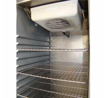SAGI OCCASION - Armoire réfrigérée positive inox 650 L - E60BX