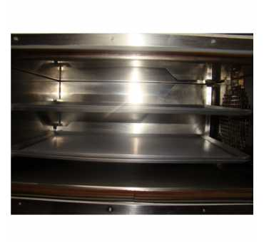 FOUR A AIR PULSE OCCASION 2 NIVEAUX 600 x 400 MM SPECIAL VIENNOISERIE EUROFOURS