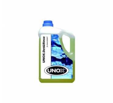 UNOX - 2 bidons de lavage 5 litres DET&RINSE - DB1016