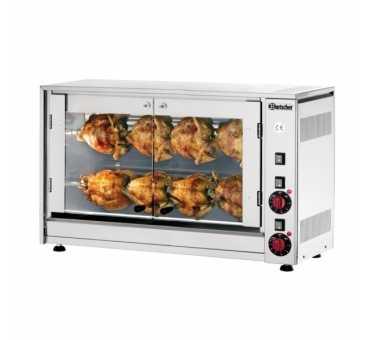 BARTSCHER - Rôtissoire électrique 2 broches 8 poulets - 215036