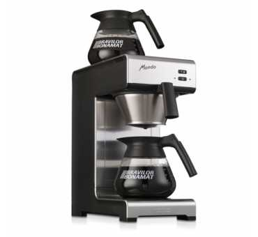 BRAVILOR - Machine à café filtre - MONDO 2
