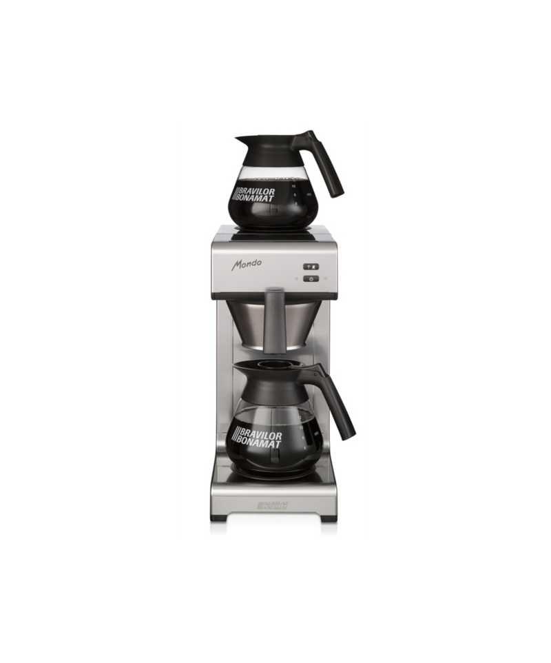 machine caf filtre mondo 2 bravilor vente machine. Black Bedroom Furniture Sets. Home Design Ideas