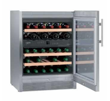 LIEBHERR - Armoire à vin mixte 34 bouteilles - WTES1672CHR