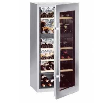 LIEBHERR - Armoire à vin mixte encastrable 64 bouteilles - WTEES2053CHR