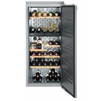 LIEBHERR - Armoire à vin intégrable 64 bouteilles - WTI2050CHR
