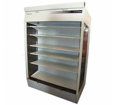 Vitrine réfrigérée ventilée libre service