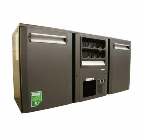 GAMKO - Bloc de meubles réfrigérés pour boissons - GM2/212MU