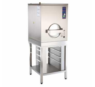 BONNET - Cuiseur vapeur haute pression 3 x Gn 1/2 - B1CP01D