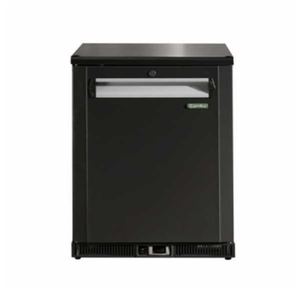 GAMKO - Bloc arrière-bar réfrigéré 1 porte pleine - GM2/2
