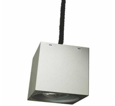 SOFRACA - Lampe infra-rouge carré inox - 33002CAR