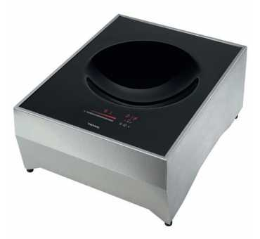 TECNOX - Wok induction posable