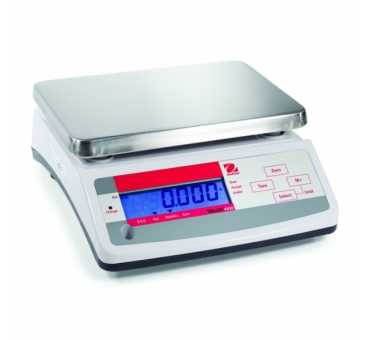 OHAUS - Balance culinaire compacte 15 kg / précision 2 g - Valor 1000