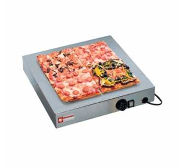 DIAMOND - Plaque chauffante surface en inox - PIZZABASE/SP