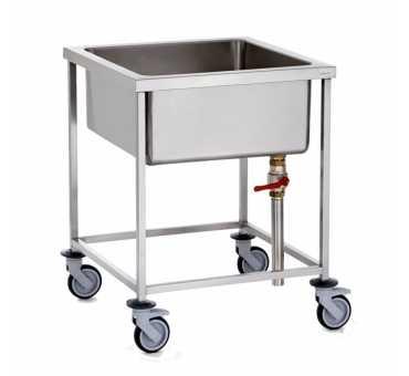 TOURNUS - Cuve de trempage inox 100 litres - 806066