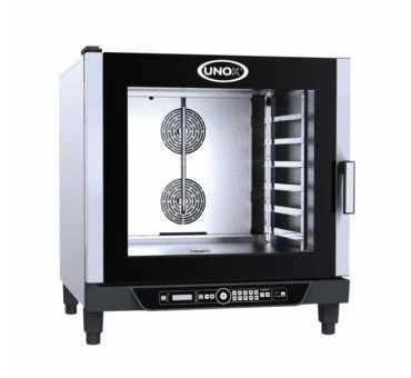 UNOX - Four ventilé 6 niveaux 600 x 400 mm - BakerLux - XB695