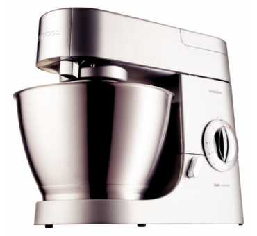 KENWOOD - Robot Chef Premier finition inox satiné 4,6 L - GF360