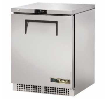 TRUE - Sous-comptoir encastrable 147L - CC665