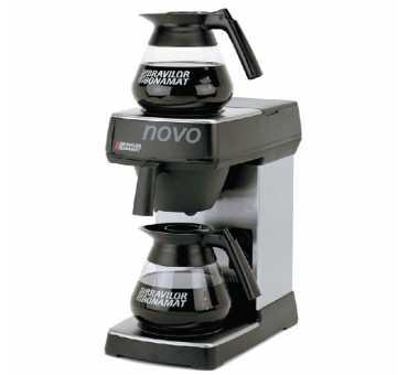 BRAVILOR - Machine à café et thé professionnelle Novo - F454