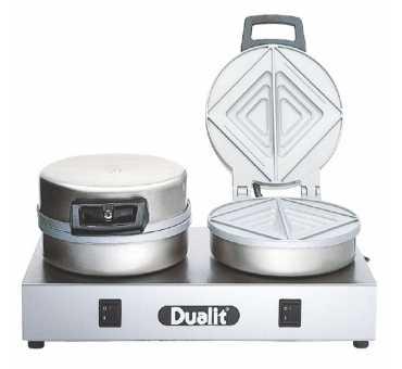 DUALIT - Toaster/grille-pain à sandwichs - J476