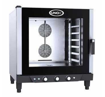 UNOX - Four ventilé 6 niveaux 600 x 400 mm - BakerLux - XB613G