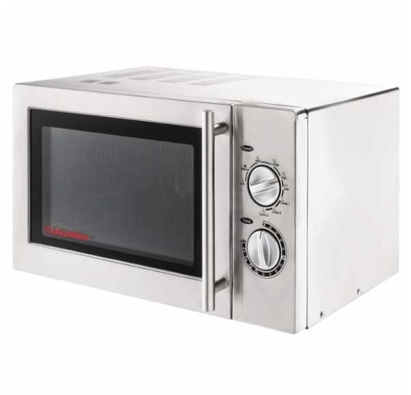 CATERLITE - Micro-ondes et gril de série légère 900W - CD399