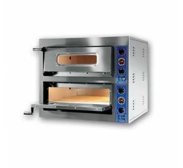 GGF - Four à pizza électrique 2 x 6 pizzas 30 cm - X66/30
