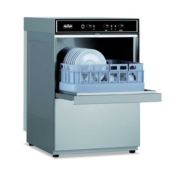 Lave vaisselle professionnel pas cher 35 x 35 cm MBM - LB306