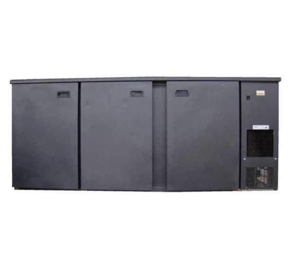 GAMKO Occasion - Arrières de bar réfrigéré 3 portes Skinplate ECO222/MU