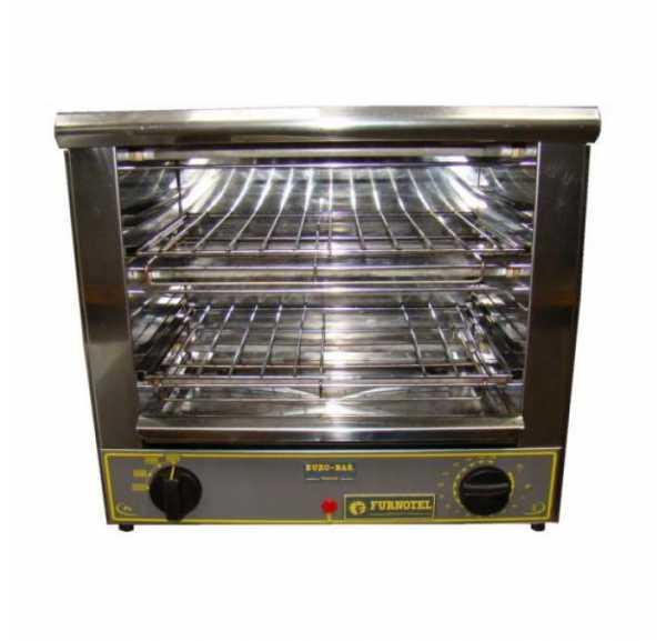 Toaster électrique deux niveaux