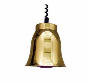SOFRACA - Lampe chauffante cuivrée jaune - 33002JAC