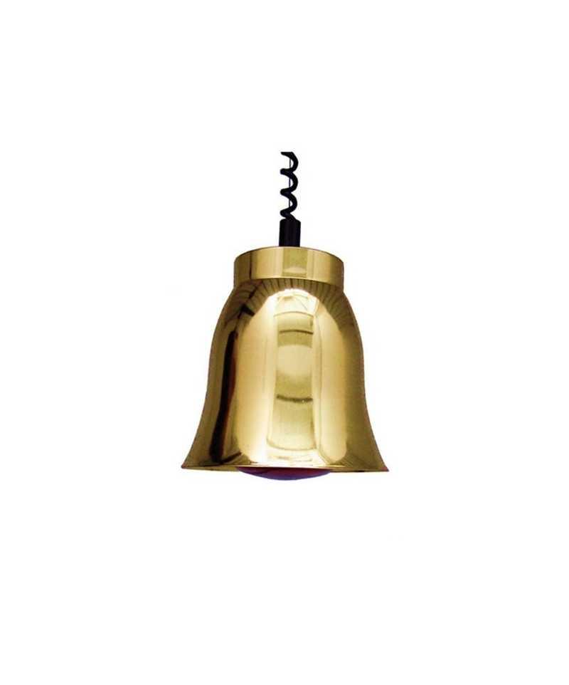 lampe chauffante cuivr e jaune vente achat lampe. Black Bedroom Furniture Sets. Home Design Ideas