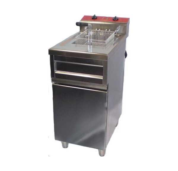 NEGOCE CHR - Friteuse électrique sur coffre 9 litres - FRYT'CO 9