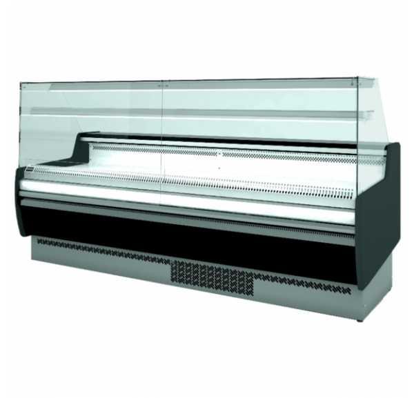 INFRICO - Vitrine réfrigérée ventilée 0/+6°C - MARBELLA