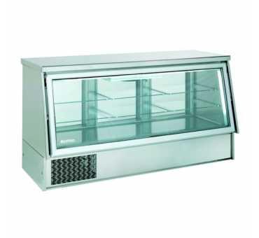 INFRICO - Vitrine réfrigérée ventilée +3/+6°C - MALAGA