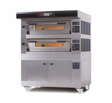 MORETTI FORNI - Four à pizzas électrique 2 x 12 pizzas - AMALFI 2 D/P