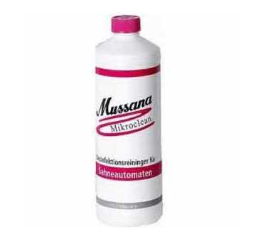 MUSSANA - Produit nettoyant machine à chantilly - MIKROCLEAN