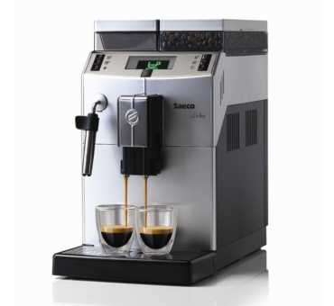 Machine caf professionnelle lirika saeco machine caf automatique gr - Machine a cafe a grain saeco ...