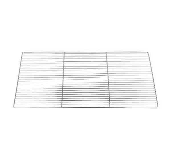 Grille inox Gn 1/1 professionnelle (530 x 325 mm)