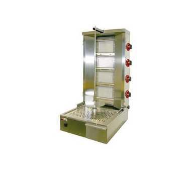 Diamond Gyros grill gaz 55 kg KEB-G81