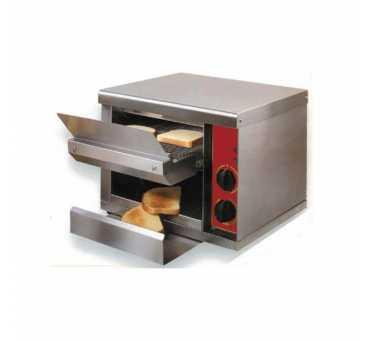 ELECTROBROCHE - Toaster à convoyeur professionnel RO1000RO