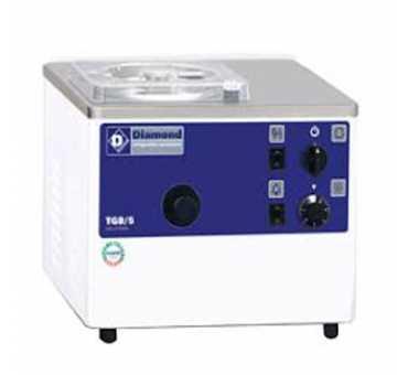 DIAMOND - Turbine à glace verticale à poser 5 litres/h condenseur à air - TGB/5