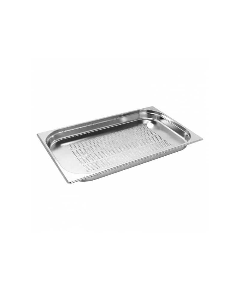 Bac inox gastronorme perfor gn 1 1 bac inox professionnel for Bac inox professionnel