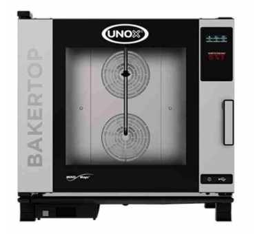 Four mixte Unox BakerTop 600 x 400 - XEBC-06EU-E1R