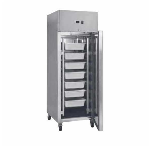 L2G - Armoire à poissons réfrigérée 600 litres - GN600TNFISH