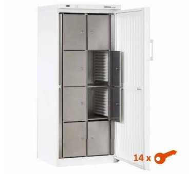 LIEBHERR - Armoire réfrigérée 14 casiers à Serrure / clé - ACS 544-14