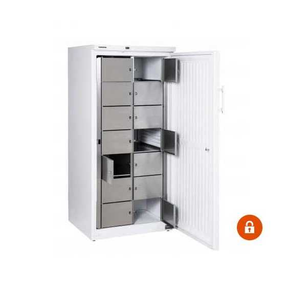 LIEBHERR - Armoire Réfrigérée 14 Casiers à clé |ACC544-14