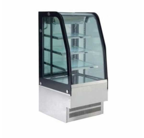 NEGOCE CHR - Vitrine chauffante vitre bombée 430 litres - FGSW1200LM