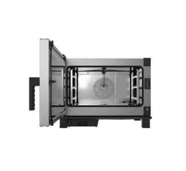 UNOX - Four mixte ChefTop One 3 niveaux Gn 1/1 - XEVC-0311-E1R