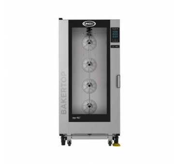 UNOX - Four mixte BakerTop Plus 16 niveaux 600x400mm - XEBC-16EU-EPR