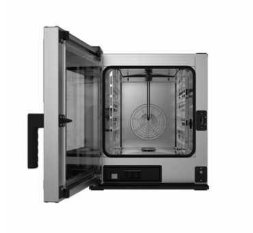 Unox - Four mixte compact ChefTop Plus 5 niveaux GN 1/1 XECC-0513-EPR